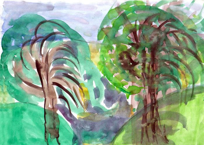 К И Чуковский «Зелёный Шум»